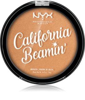 NYX Professional Makeup California Beamin´ μπρόνζερ
