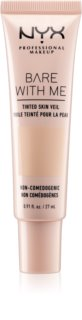 NYX Professional Makeup Bare With Me Tinted Skin Veil base leve