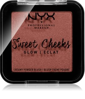 NYX Professional Makeup Sweet Cheeks Blush Glowy tvářenka
