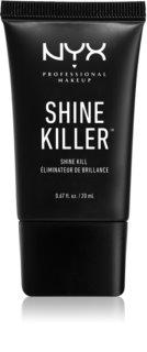 NYX Professional Makeup Shine Killer baza pentru machiaj