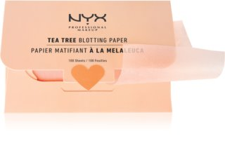 NYX Professional Makeup Blotting Paper papiers matifiants