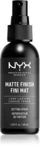 NYX Professional Makeup Makeup Setting Spray Matte Fixationsspray