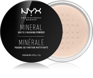 NYX Professional Makeup Mineral Finishing Powder Mineralischer Puder