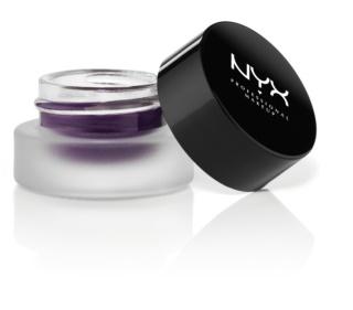 NYX Professional Makeup Gel Liner & Smudger vízálló szemhéjtus