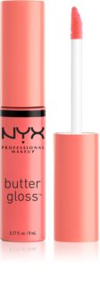 NYX Professional Makeup Butter Gloss brillo de labios