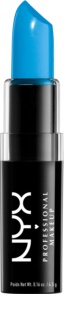 NYX Professional Makeup Macaron Lippie hosszan tartó rúzs