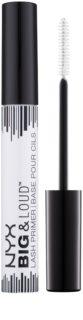 NYX Professional Makeup Big & Loud alapozó bázis szempillaspirál alá dúsabb hatásért