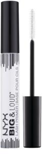 NYX Professional Makeup Big & Loud Mascara-Basis für mehr Volumen
