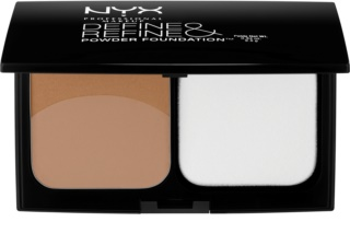 NYX Professional Makeup Define & Refine pudrový make-up