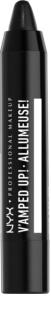 NYX Professional Makeup V'amped Up! crayon pour changer la teinte de votre rouge à lèvres