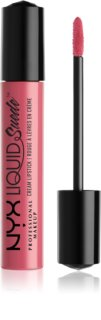 NYX Professional Makeup Liquid Suede™ Cream rossetto liquido waterproof con finish matte