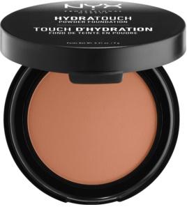 NYX Professional Makeup Hydra Touch fond de teint compact poudré