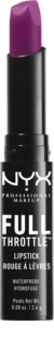 NYX Professional Makeup Full Throttle rtěnka