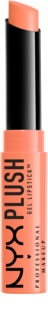 NYX Professional Makeup Plush gelová rtěnka