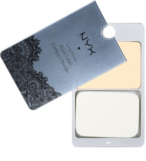 NYX Professional Makeup Black Label polvos compactos