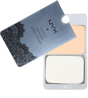 NYX Professional Makeup Black Label pó compacto