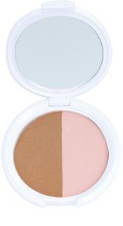 NYX Professional Makeup Bronzer & Blusher Combo