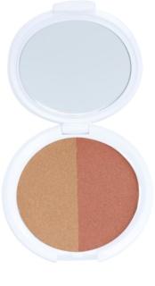 NYX Professional Makeup Bronzer & Blusher Combo bronzer a tvárenka 2 v 1