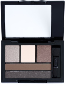 NYX Professional Makeup Love in Florence szemhéjfesték paletták applikátorral