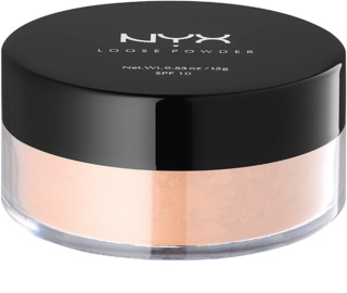 NYX Professional Makeup Loose poudre SPF 10