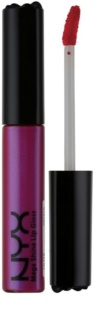 NYX Professional Makeup Mega Shine brillo de labios