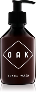 OAK Natural Beard Care champô para a barba
