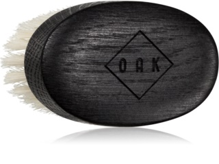 OAK Natural Beard Care perie pentru barba fin