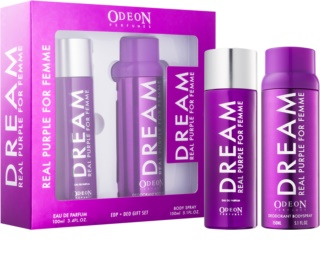 Odeon Dream Real Purple coffret cadeau I. pour femme