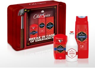 Old Spice Captain Gift Set III. (for Men)