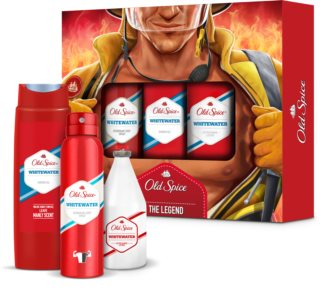 Old Spice Whitewater Gift Set II. (for Men)