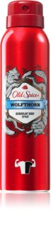 Old Spice Wolfthorn spray dezodor uraknak