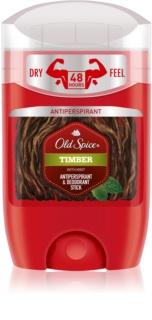 Old Spice Odour Blocker Timber antitranspirante para hombre 50 ml