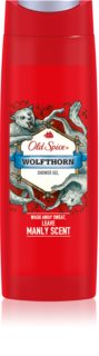 Old Spice Wolfthorn Douchegel voor Mannen 400 ml