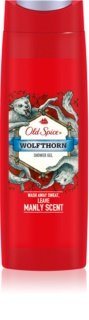 Old Spice Wolfthorn Shower Gel for Men