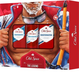 Old Spice Whitewater coffret I.