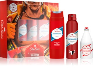 Old Spice Whitewater Kosmetik-Set  V.
