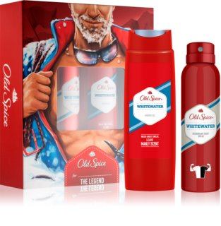 Old Spice Whitewater σετ δώρου I.