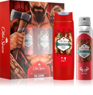 Old Spice Bearglove Gift Set I.
