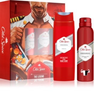 Old Spice Original lote de regalo II.