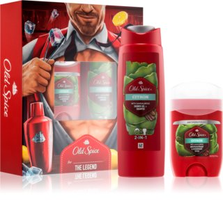 Old Spice Citron coffret I.