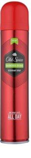 Old Spice Danger Zone desodorante en spray para hombre 200 ml
