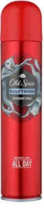 Old Spice Wolfthorn deodorant Spray para homens 200 ml