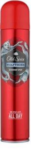 Old Spice Wolfthorn desodorante en spray para hombre 200 ml