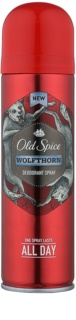 Old Spice Wolfthorn deospray per uomo
