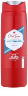 Old Spice Whitewater gel de duche para homens 400 ml