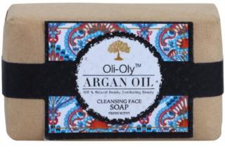 Oli-Oly Argan Oil sapun pentru curatarea fetei