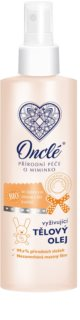 Onclé Baby Nourishing Body Oil For Children From Birth