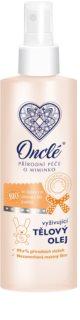 Onclé Baby odżywczy olej do ciała dla dzieci od urodzenia