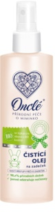 Onclé Baby Cleansing Oil for Baby's Bottom