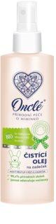 Onclé Baby huile nettoyante pour les petites fesses de bébé